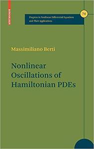 Nonlinear Oscillations of Hamiltonian PDEs (Repost)