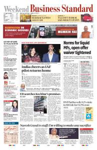 Business Standard - March 2, 2019
