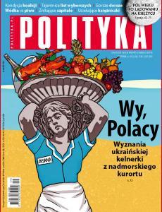 Tygodnik Polityka • 17 lipca 2019