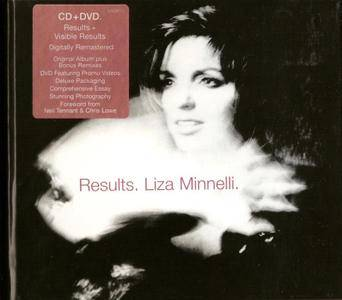 Liza Minnelli - Results (1989) [2005, Remastered Reissue] {CD+DVD}