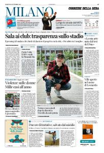 Corriere della Sera Milano – 03 settembre 2019
