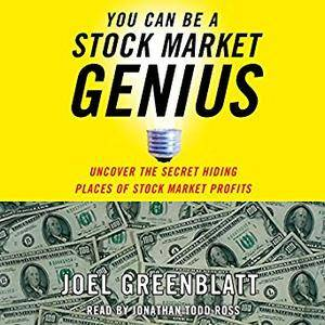 You Can Be a Stock Market Genius [Audiobook]
