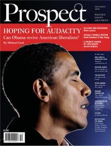 Prospect Magazine - December 2008