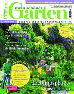 Mein schöner Garten – April 2018