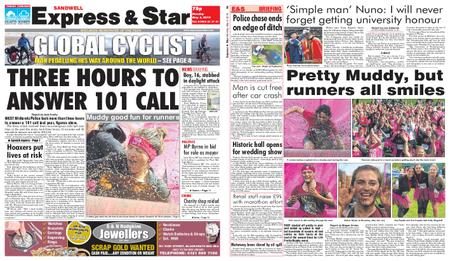 Express and Star Sandwell Edition – May 06, 2019