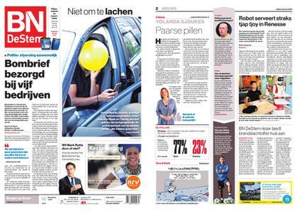 BN DeStem - Bergen op Zoom – 03 januari 2020