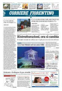 Corriere Fiorentino La Toscana - 17 Aprile 2018