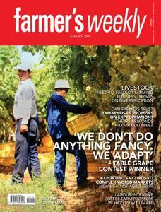 Farmer's Weekly - 08 March 2019