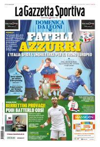 La Gazzetta dello Sport Nazionale - 11 Luglio 2021