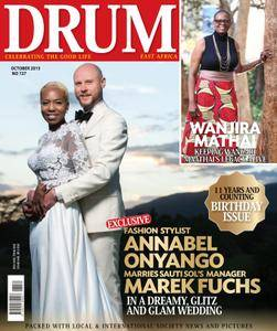 Drum East Africa - October 2015