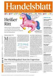 Handelsblatt - 04. April 2016