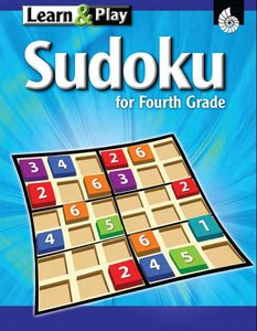 Learn & Play Sudoku for Fourth Grade