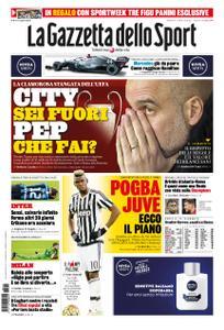 La Gazzetta dello Sport – 15 febbraio 2020