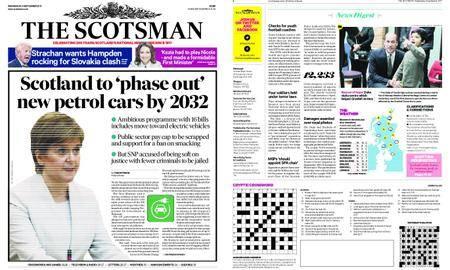 The Scotsman – September 06, 2017