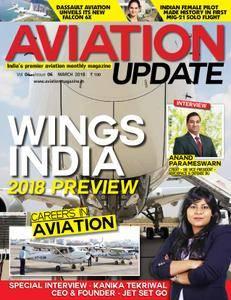 Aviation Update - March 2018