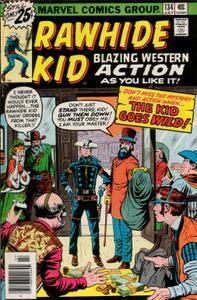 Rawhide Kid v1 134 1976
