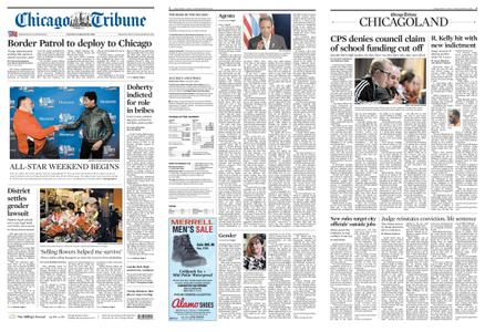 Chicago Tribune – February 15, 2020