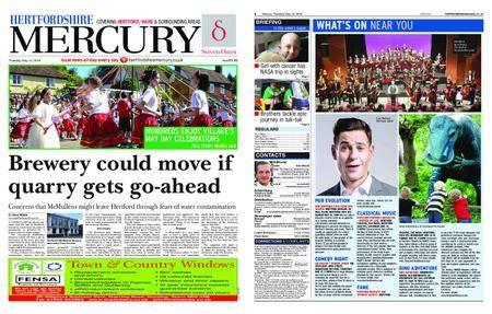 Hertfordshire Mercury – May 10, 2018