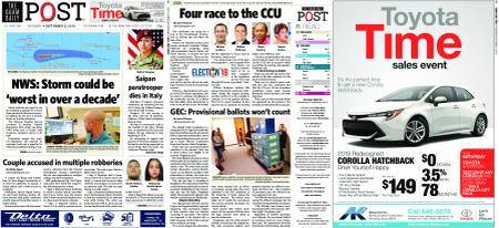 The Guam Daily Post – September 08, 2018