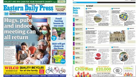 Eastern Daily Press – May 11, 2021