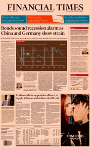 Financial Times UK – 15 August 2019