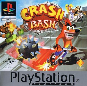 Crash Bash (PSX -> PSP)