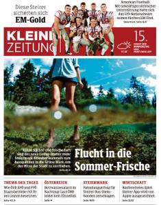 Kleine Zeitung Steiermark - 15 August 2019