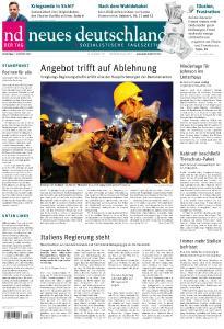 Neues Deutschland - 5 September 2019