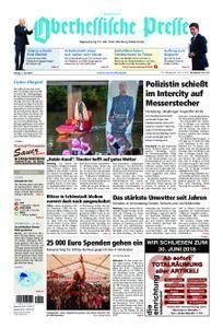 Oberhessische Presse Hinterland - 01. Juni 2018