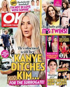 OK! Magazine Australia - November 06, 2017