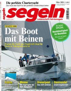 Segeln - März 2020