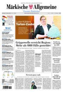 Märkische Allgemeine Zossener Rundschau - 13. Februar 2018