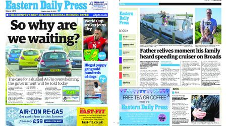 Eastern Daily Press – June 25, 2019