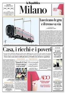 la Repubblica Milano - 17 Febbraio 2020