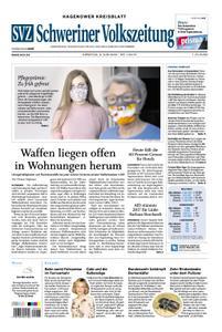 Schweriner Volkszeitung Hagenower Kreisblatt - 09. Juni 2020