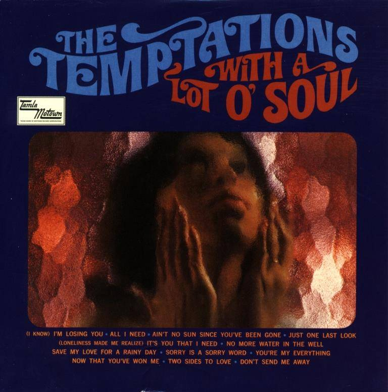 The Temptations - 5 Classic Albums (2017)