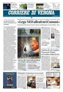 Corriere di Verona - 11 Maggio 2018