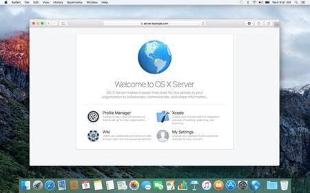 Apple macOS Server 5.4  Multilingual  MacOSX