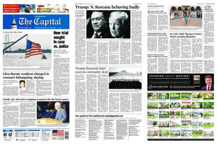 The Capital – August 25, 2018