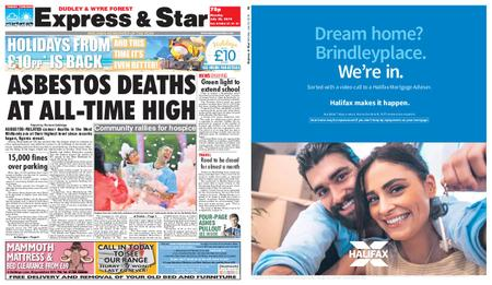 Express and Star Dudley and Wyre Forest Edition – July 22, 2019