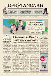 Der Standard – 16. Oktober 2019