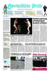 Oberhessische Presse Marburg/Ostkreis - 09. Mai 2019
