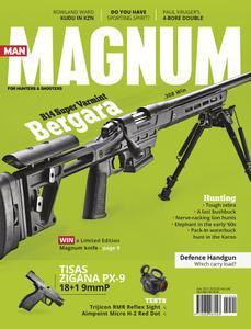 Man Magnum - July 2021