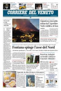 Corriere del Veneto Padova e Rovigo – 25 ottobre 2018