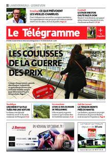 Le Télégramme Landerneau - Lesneven – 20 février 2021