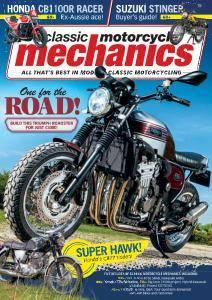Classic Motorcycle Mechanics - January 2018