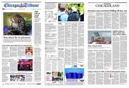 Chicago Tribune – August 17, 2019