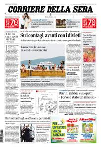 Corriere della Sera – 08 agosto 2020