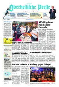 Oberhessische Presse Hinterland - 26. Januar 2018