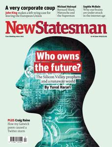 New Statesman - 12 - 18 June 2015